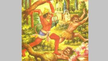 Katha Series – Hanumān Teaches Humanity: Strategic Approaches in Conflicts