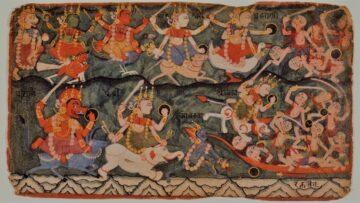 भारतीय ग्रंथों तथा पुराणों में देवी दुर्गा का वर्णन – भाग ७