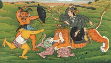 भारतीय ग्रंथों तथा पुराणों में देवी दुर्गा का वर्णन – भाग ८