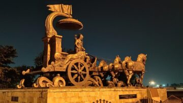 Kurukshetra, A Travelogue